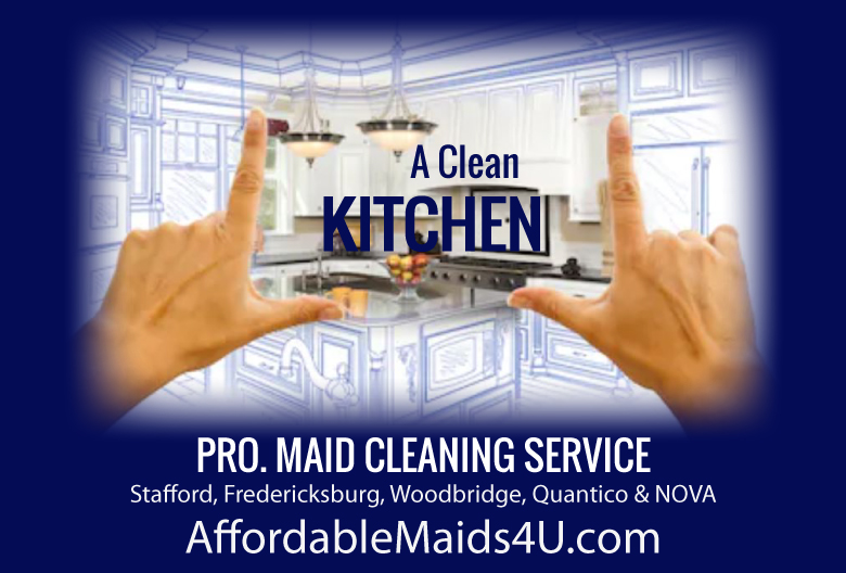 Maid Cleaning Stafford
